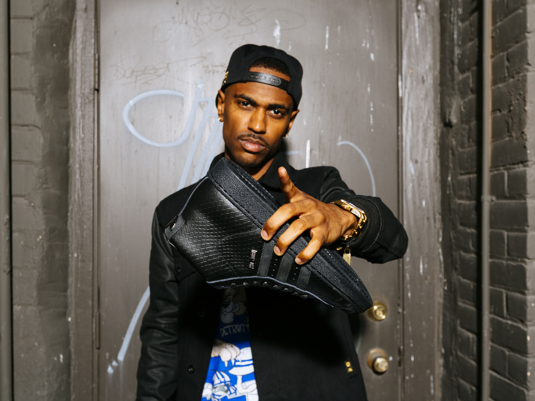 Jeremy Deputat | Big Sean | Adidas