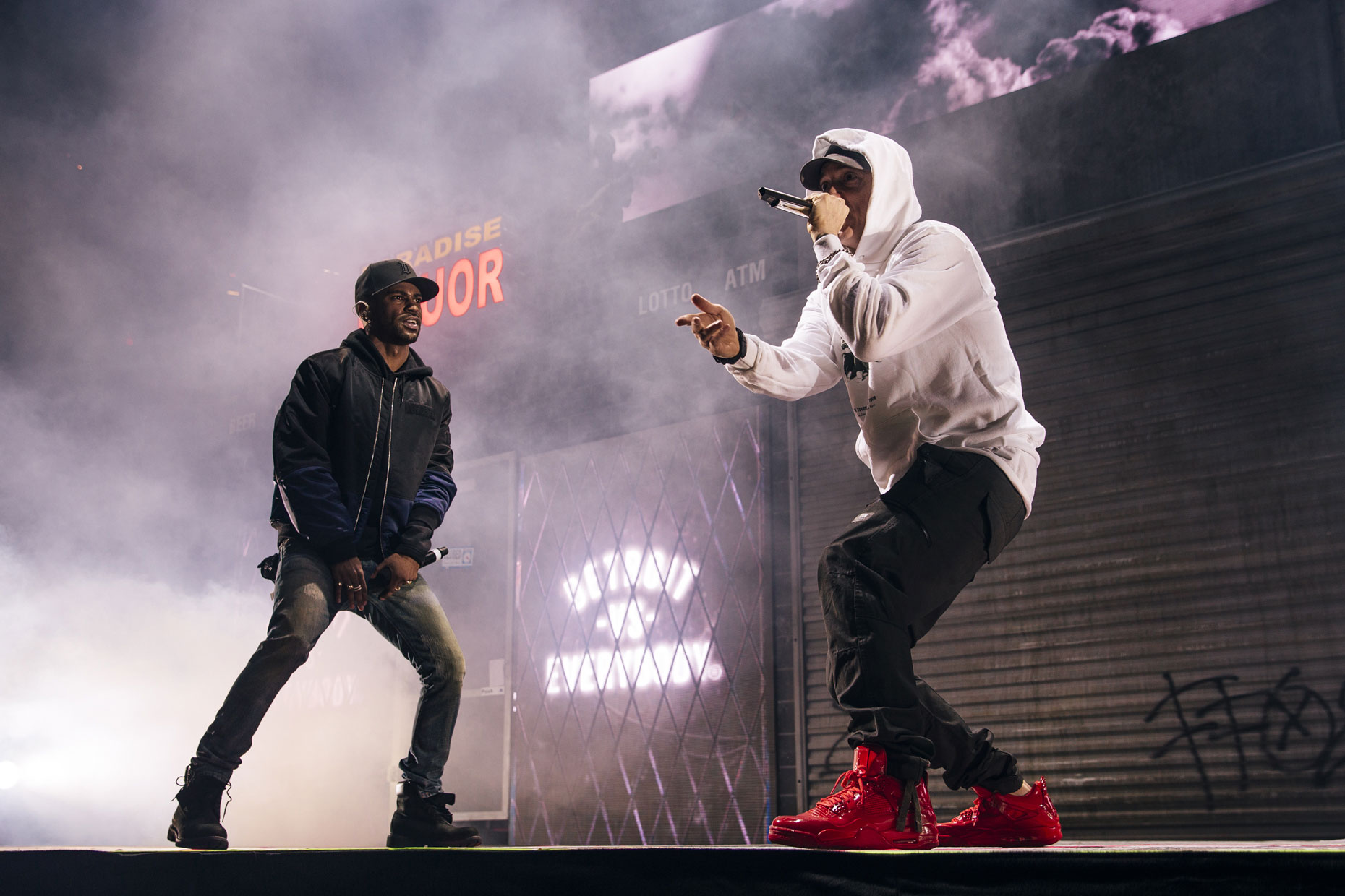 Jeremy Deputat | On Tour | Eminem | Big Sean