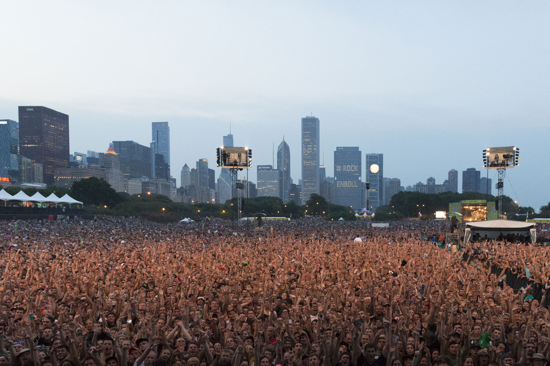 Jeremy Deputat | On Tour | Lollapalooza
